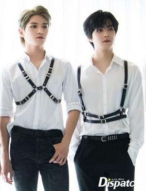 JR and Taeyong