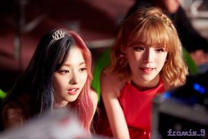 'Love Bomb' MV behind - Nagyung & Jiheon