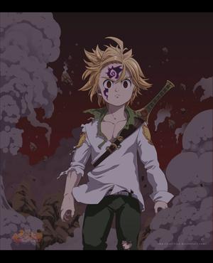 *Meliodas Demon Mode : Nanatsu No Taizai*