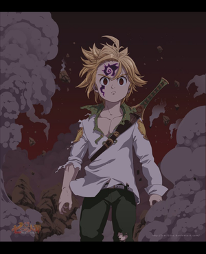 *Meliodas Demon Mode*