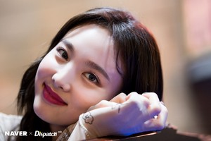 "[NAVER X DISPATCH] TWICE's Nayeon ""YES or YES"" MV shooting"