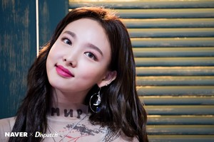 "[NAVER X DISPATCH] TWICE's Nayeon ""YES o YES"" MV shooting"