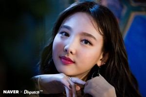 "[NAVER X DISPATCH] TWICE's Nayeon ""YES অথবা YES"" MV shooting"