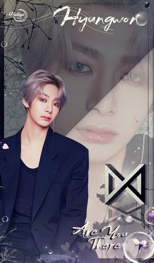 HYUNGWON #LOCKSCREEN