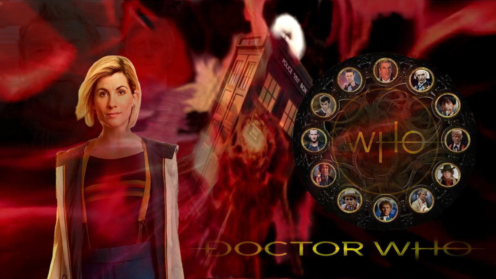 13th Doctor Vortex