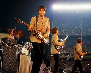 1965 コンサート Shea Stadium