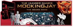 Mockingjay - the board game!