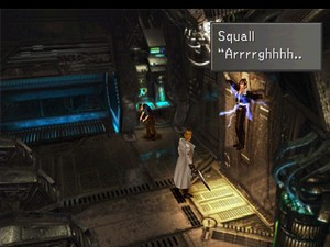69 FFVIII U DEATH NOW Squall Leonhart IN TORTURE ROOM