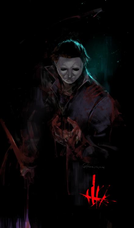 Michael Myers Horror Movies Fan Art 41631514 Fanpop