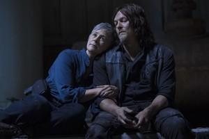 9x01 ~ A New Beginning ~ Carol and Daryl