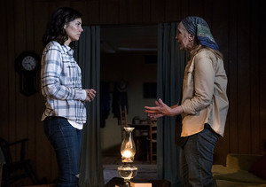 9x01 ~ A New Beginning ~ Maggie and Tammy
