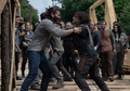 9x02 ~ The Bridge ~ Justin and Daryl - the-walking-dead photo
