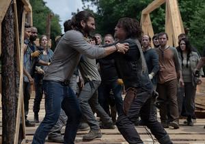 9x02 ~ The Bridge ~ Justin and Daryl