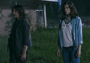 9x03 ~ Warning Signs ~ Daryl and Maggie