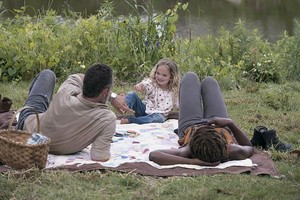 9x03 ~ Warning Signs ~ Michonne, Judith and Rick