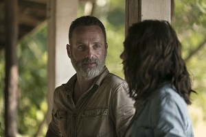 9x03 ~ Warning Signs ~ Rick and Maggie