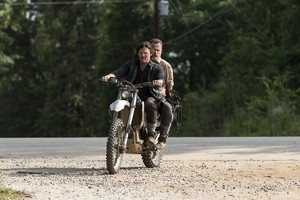 9x04 ~ The Obliged ~ Daryl and Rick