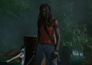 9x04 ~ The Obliged ~ Michonne