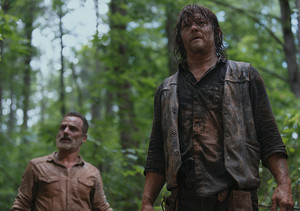 9x04 ~ The Obliged ~ Rick and Daryl