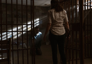 9x05 ~ What Comes After ~ Maggie and Negan