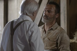9x05 ~ What Comes After ~ Rick and Hershel