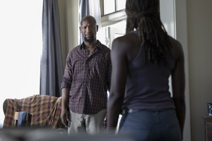 9x05 ~ What Comes After ~ Scott and Michonne