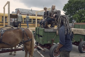 9x06 ~ Who Are You Now? ~ Carol, Henry and Ezekiel