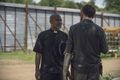 9x06 ~ Who Are You Now? ~ Gabriel and Aaron - the-walking-dead photo