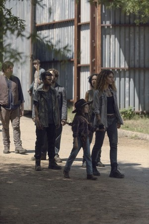 9x06 ~ Who Are Du Now? ~ Magna, Judith, Kelly and Eugene