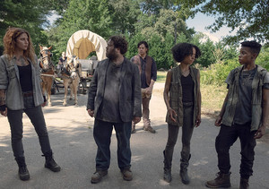 9x06 ~ Who Are toi Now? ~ Magna, Luke, Eugene, Connie and Kelly