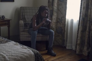 9x06 ~ Who Are te Now? ~ Michonne