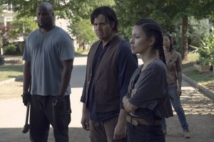 9x06 ~ Who Are anda Now? ~ Rosita and Eugene