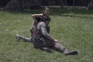9x06 ~ Who Are te Now? ~ Rosita and Eugene