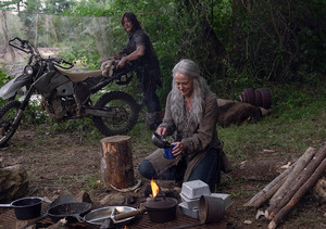 9x07 ~ Stradivarius ~ Carol and Daryl