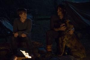 9x07 ~ Stradivarius ~ Henry, Daryl and Dog