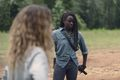 9x07 ~ Stradivarius ~ Michonne and Magna - the-walking-dead photo