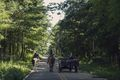 9x07 ~ Stradivarius ~ Siddiq, Michonne, Kelly, Connie and Magna - the-walking-dead photo