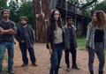 9x08 ~ Evolution ~ DJ, Luke, Yumiko, Kelly and Magna - the-walking-dead photo