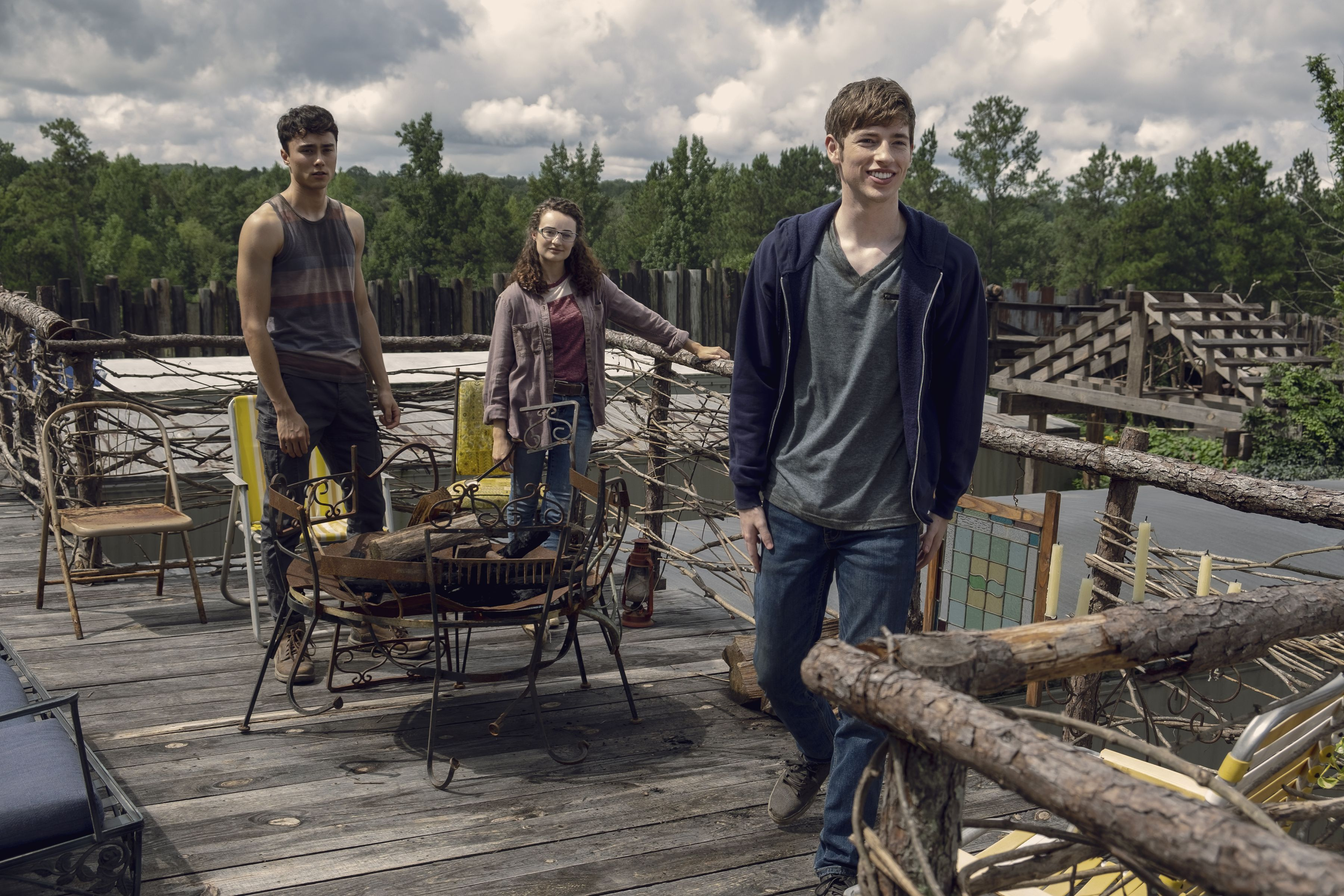9x08 ~ Evolution ~ Gage, Rodney and Addy