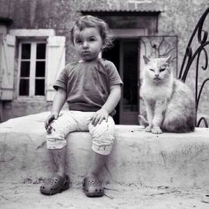 A Boy And His Kitty