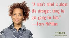 A Quote From Terry McMillan