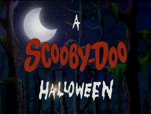 A Scooby Doo Dia das bruxas 🎃