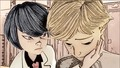 Adrien Agreste and Kagami Tsurugi - adrien-agreste fan art