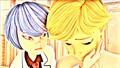 Adrien Agreste and Kagami Tsurugi - kagami-tsurugi fan art