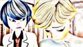 Adrien and Kagami - adrigami fan art