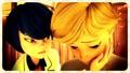 Adrien and Kagami - mollymolatas-fanclub fan art