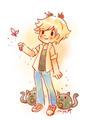 Adrien - miraculous-ladybug fan art