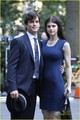 Alexandra Daddario and Matt Bomer from White Collar - alexandra-daddario photo