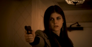 Alexandra Daddario as Kate on White کالر