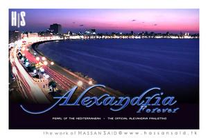 Alexandria forever 由 anaelmasri